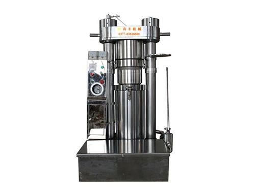全自动液压榨油机
